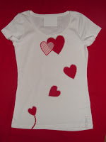 Más camisetas enamoradas!!!
