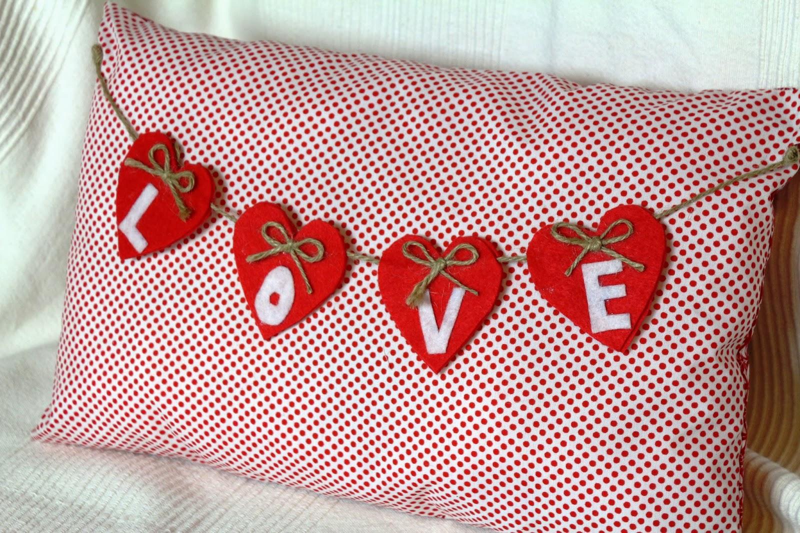 Ideas fáciles para San Valentín II
