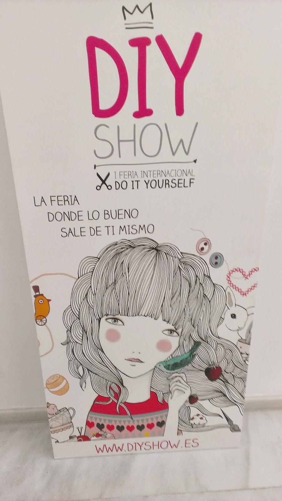 Feria de manualidades DIY Show (1ª parte)