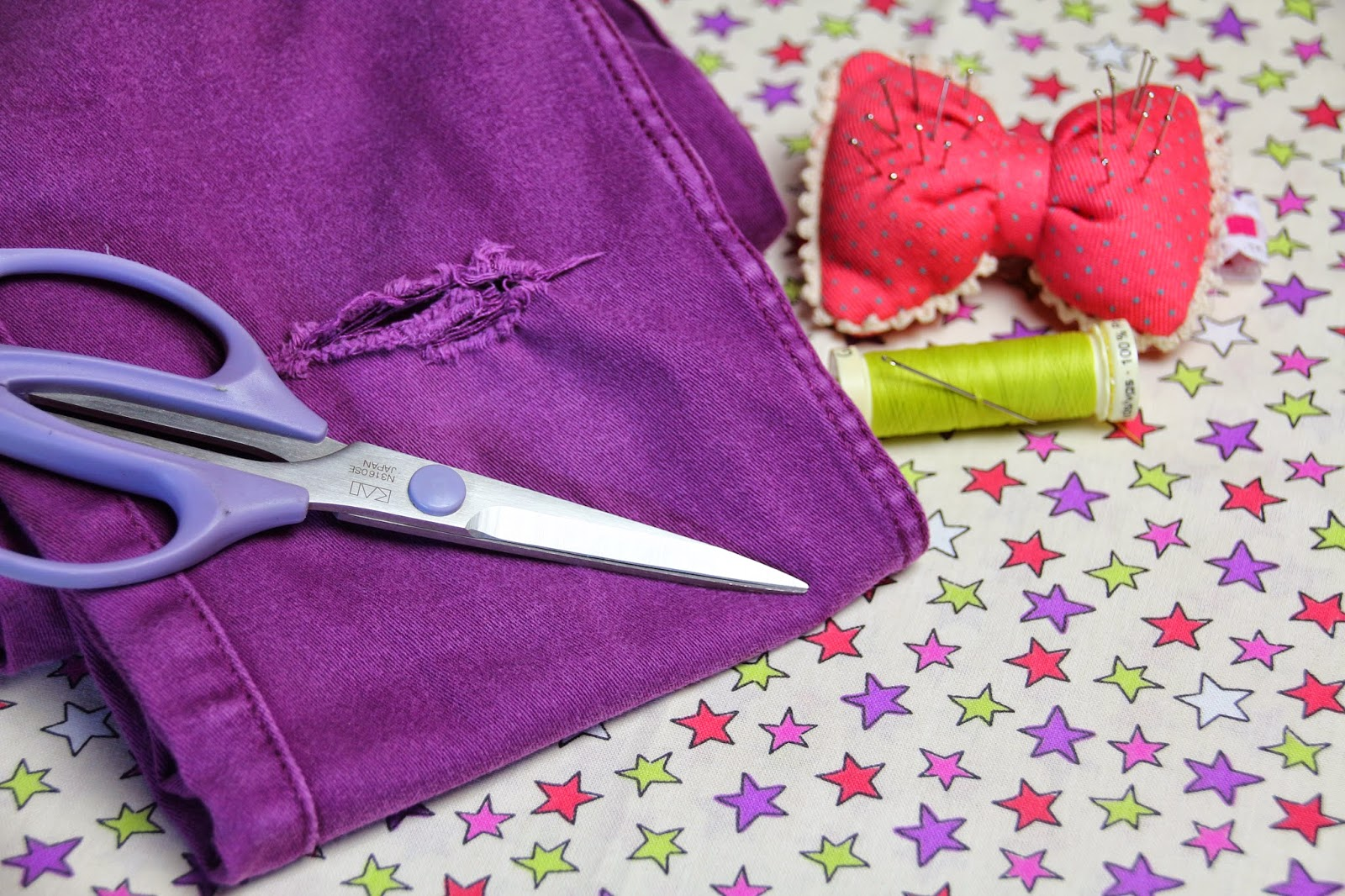 Tunea, arregla y personaliza tu ropa