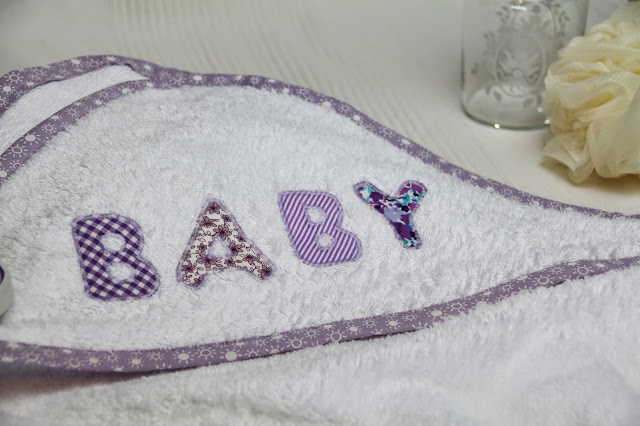 Ideas para un baby shower: una capa de baño