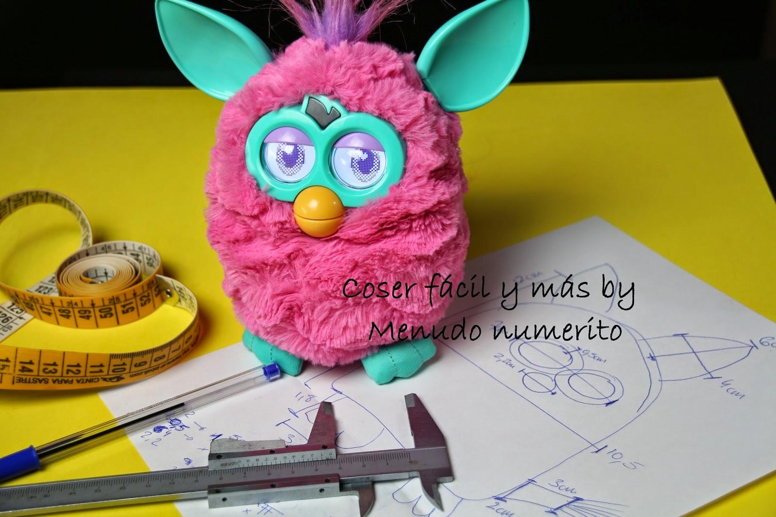 Cómo hacer un disfraz de Furby