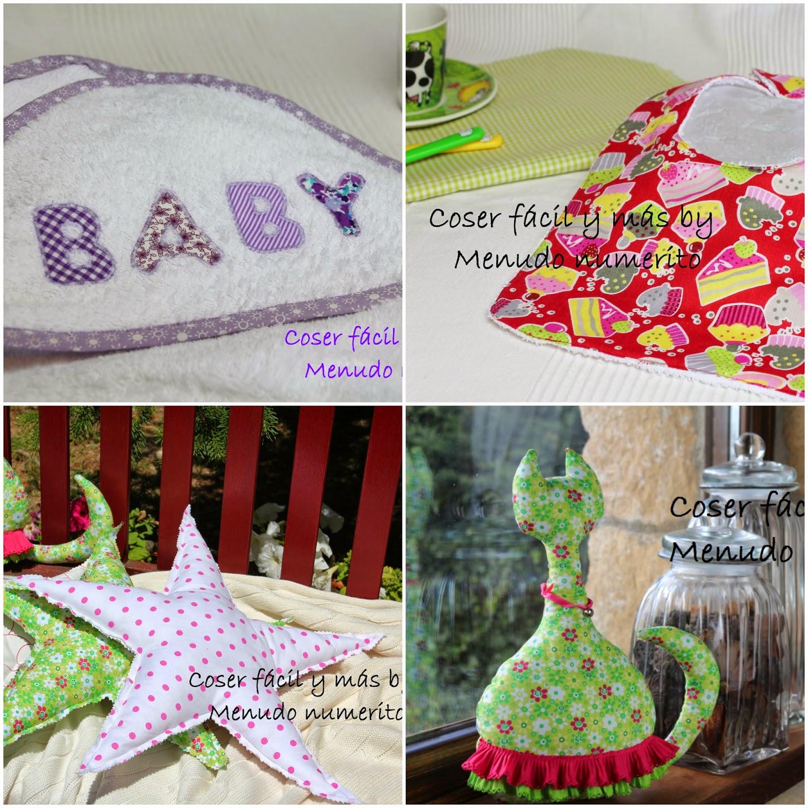 Tutorials DIY: 4 ideas de regalos para bebés