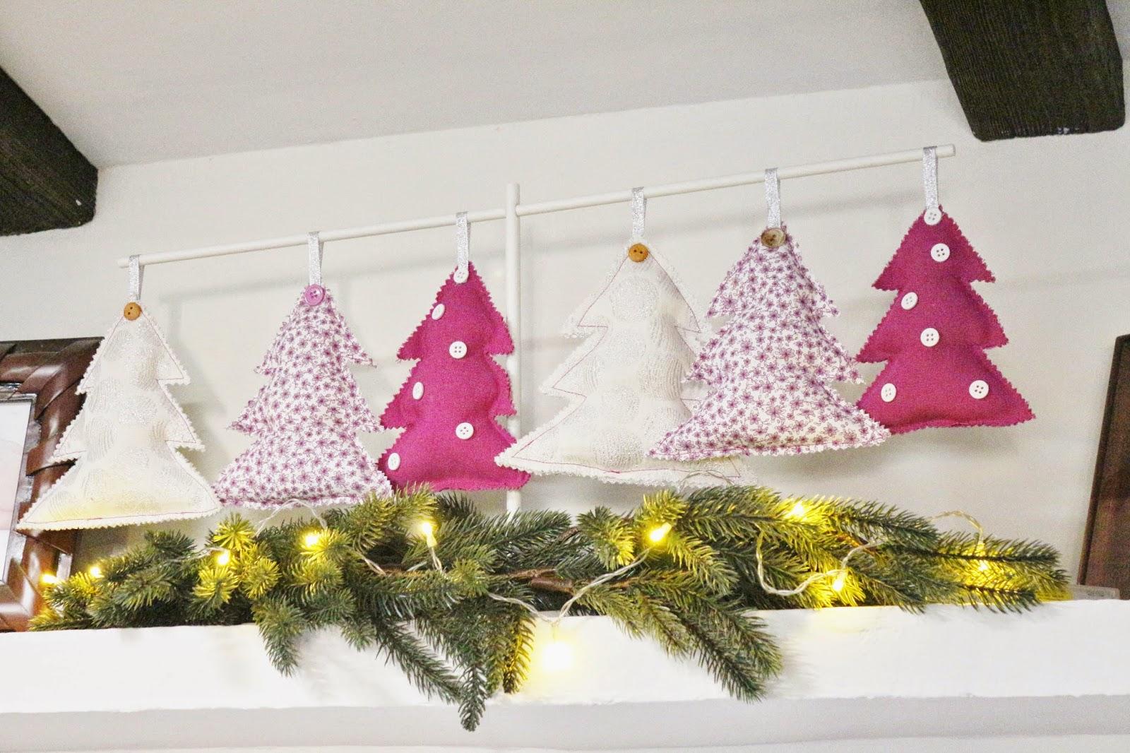Como Hacer Adornos De Navidad Unicos El Blog De Coser Facil Y Mas - Adornos-de-navidad-reciclados-como-hacerlos