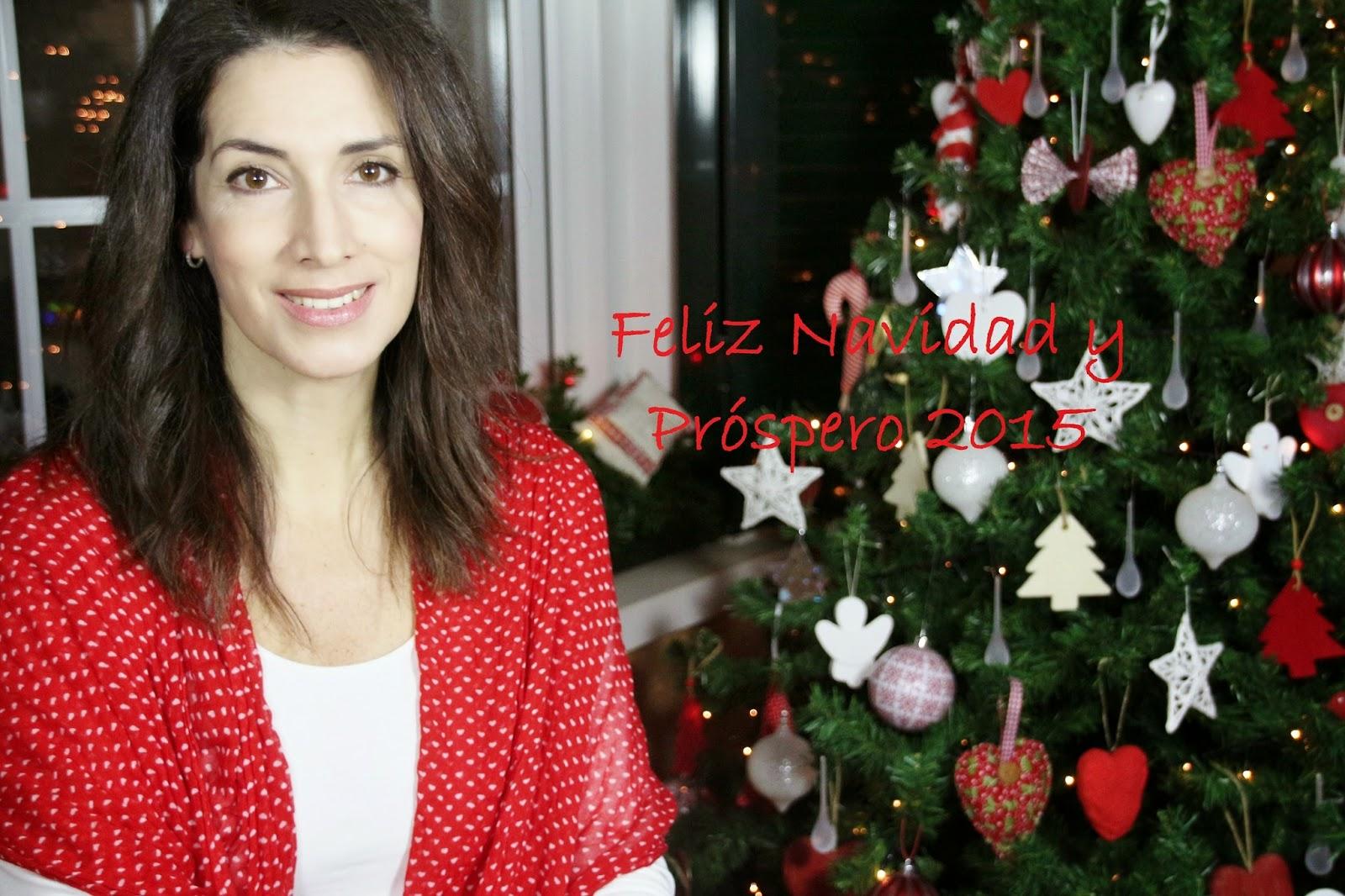 Feliz Navidad y próspero 2015