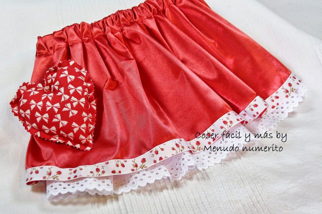 Cómo Hacer El Disfraz De Caperucita Roja El Blog De Coser Fácil Y Más By Menudo Numerito