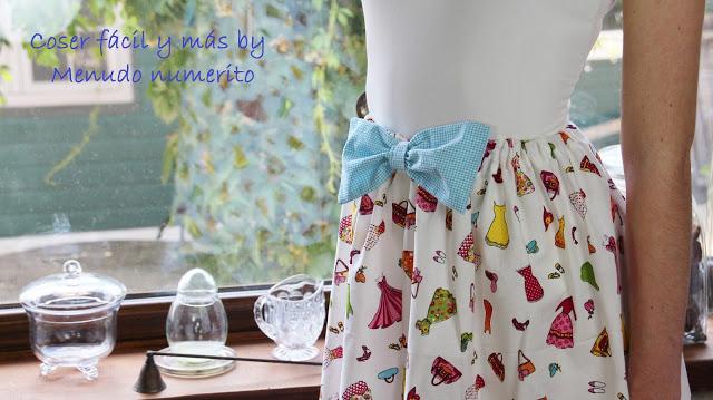 Cómo hacer una falda fácil para verano