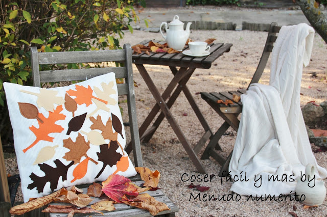 cojin de otoño coser facil blogs de costura