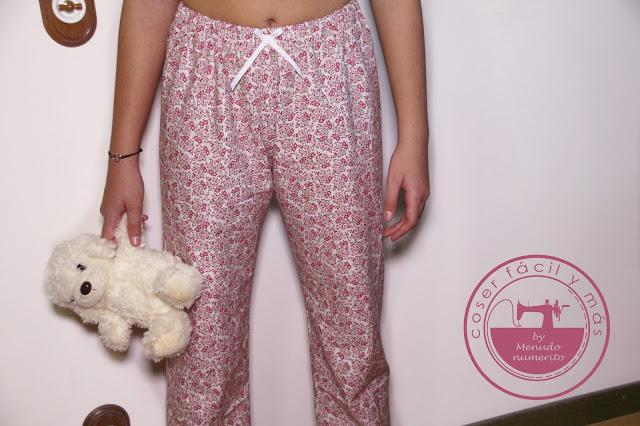 Cómo coser un pantalón de pijama