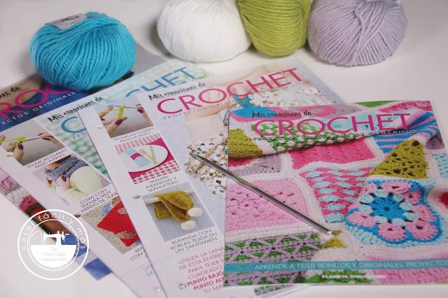 Mi nuevo reto: aprender crochet de verdad