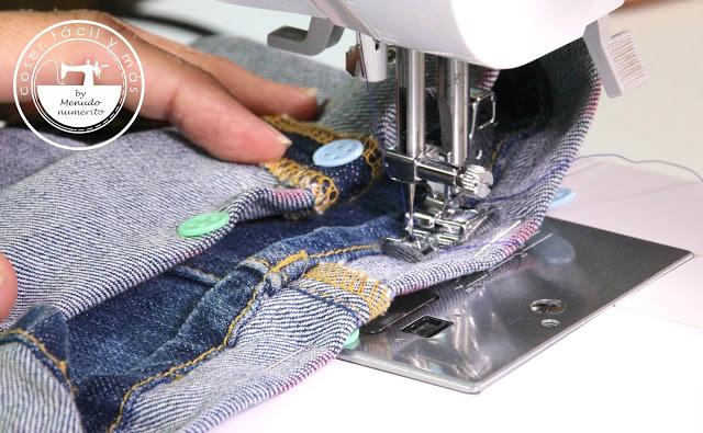 3 formas de hacer el bajo a un pantalón vaquero o jeans