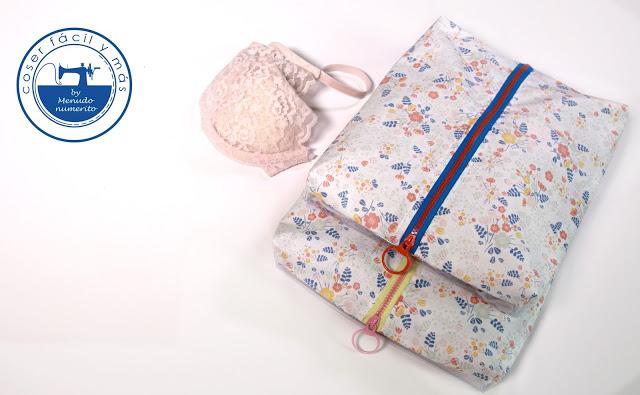 Ideas de viaje: bolsas para tu ropa interior