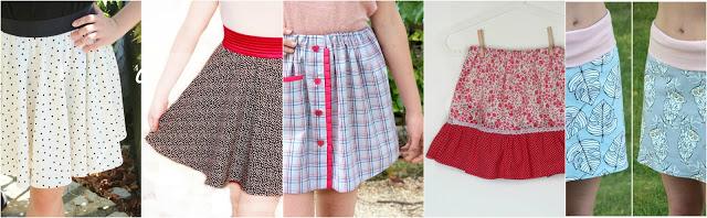 5 faldas ideales para cualquier edad