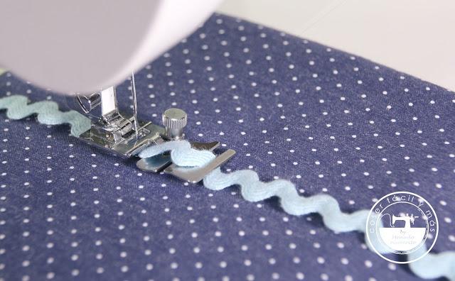 Edge stitcher, el prensatelas para unir telas, hacer dobladillos, coser elásticos, cintas, piculinas…
