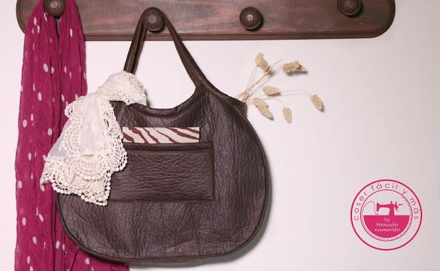 """El bolso """"Carmen"""", fácil, ligero y cómodo"""
