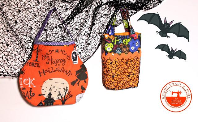Dulceros para Halloween e ideas para disfraces