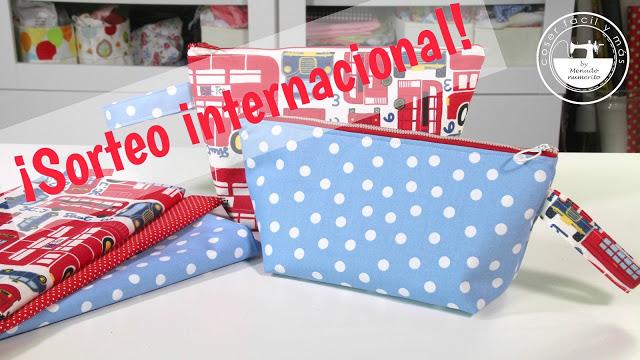 Sorteo internacional!!! Participa, es muy fácil!