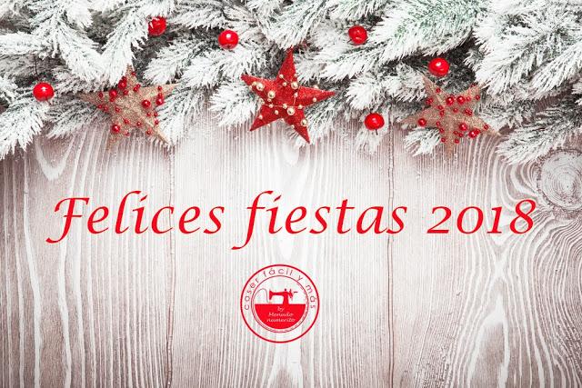Felices fiestas 2017, de corazón