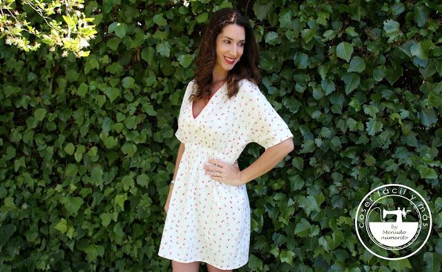 Cómo coser un vestido de verano con patrón a medida