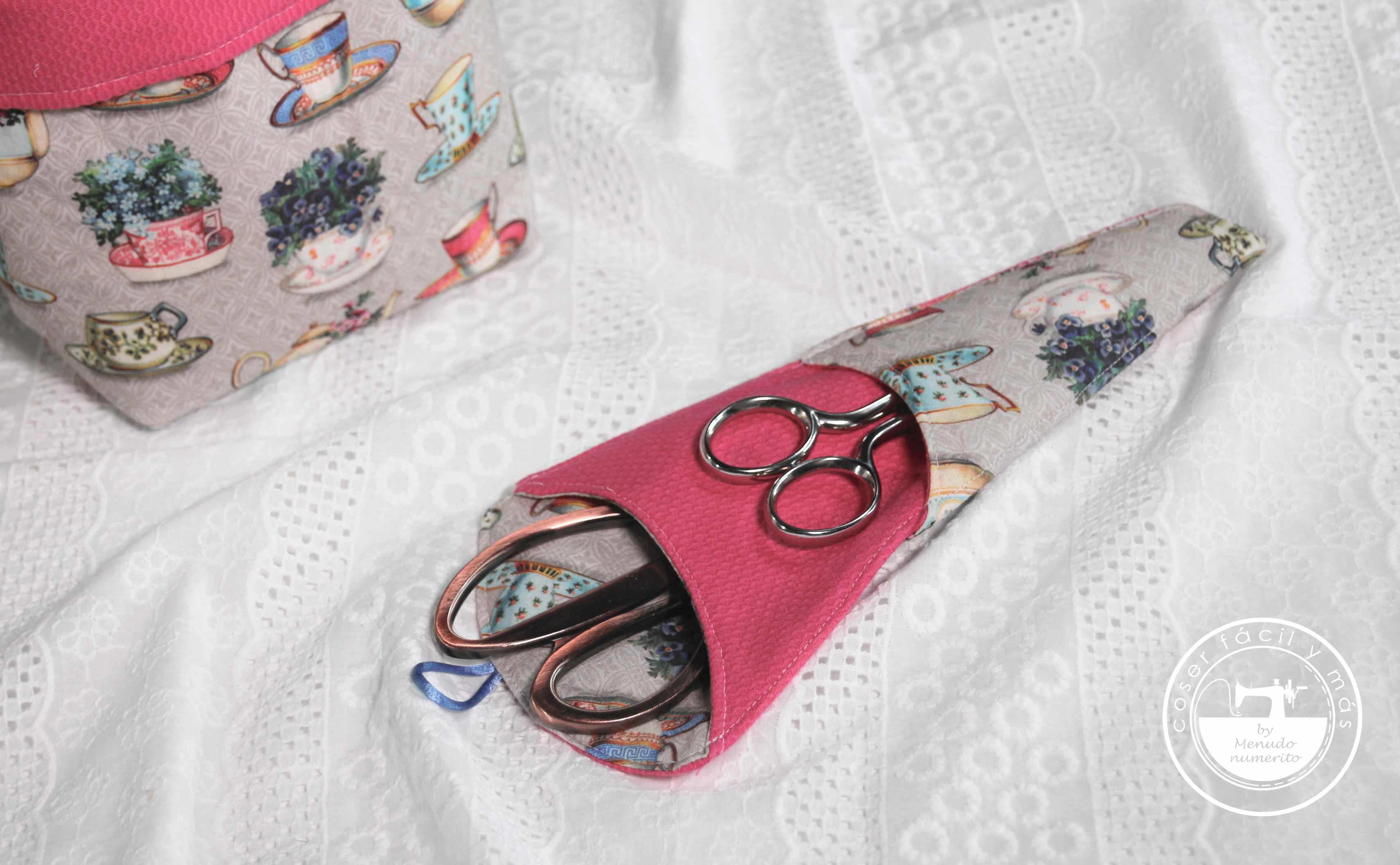 funda de tijeras costura blog menudo numerito