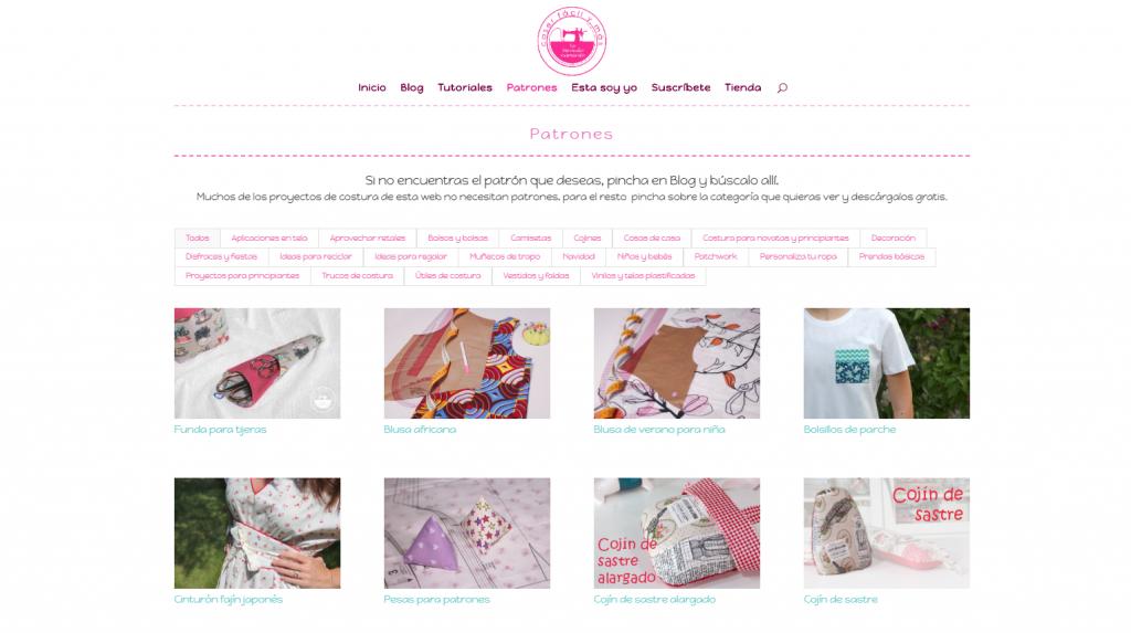 Trazar un vestido de verano fácil con bolsillos - El blog de Coser ...