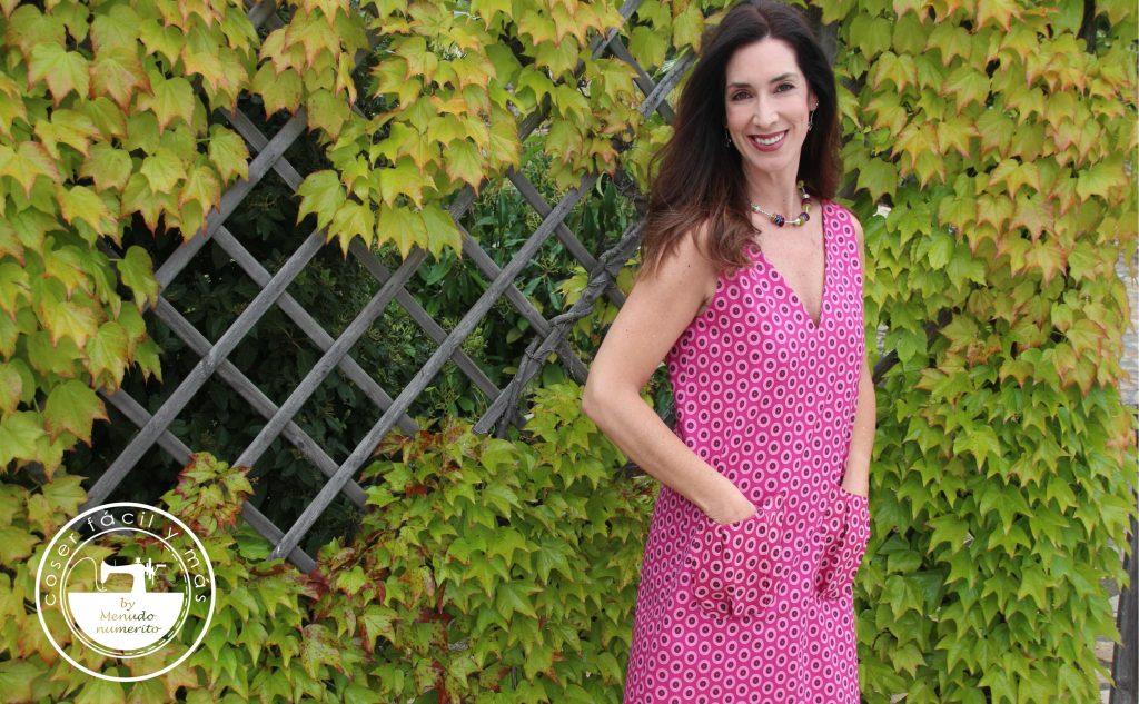vestido de verano menudo numerito telas africanas