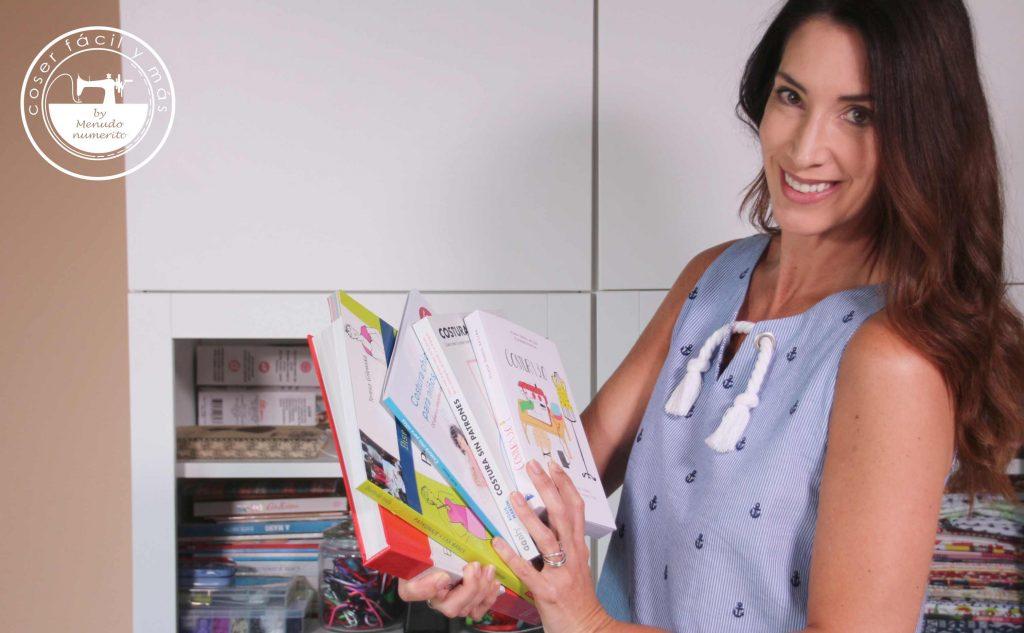 Libros de costura que uso en mi taller - El blog de Coser fácil y ...