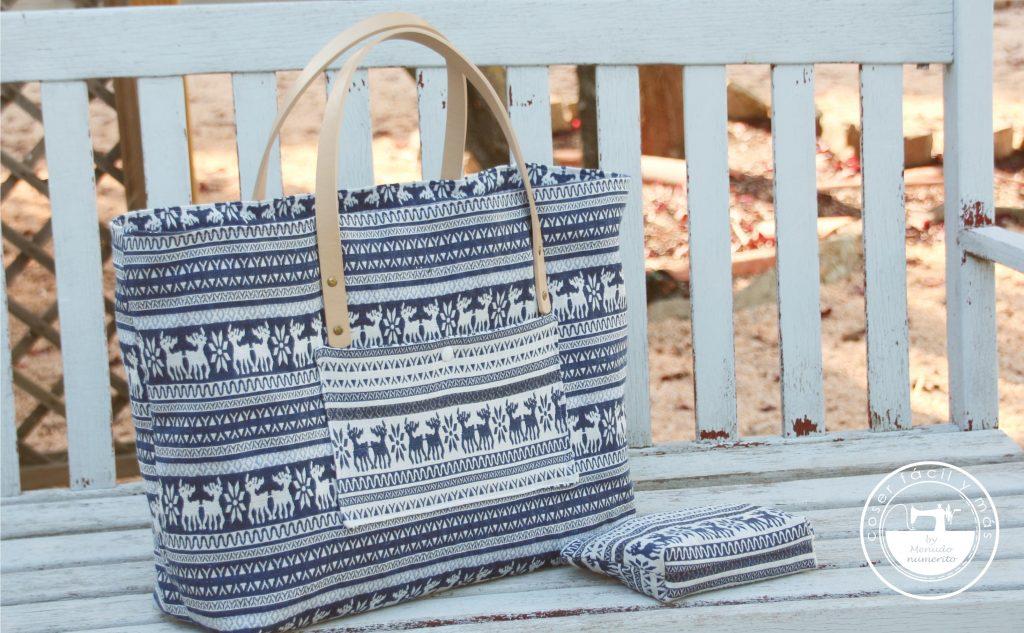 bolso eva bolso de tela coser facil y mas