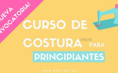 Curso de costura online para principiantes