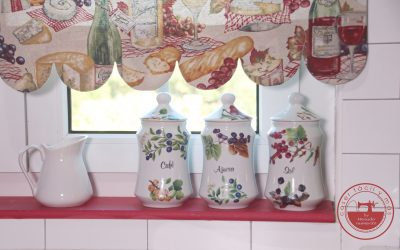 Dobladillos originales para estores, bajos de vestidos…
