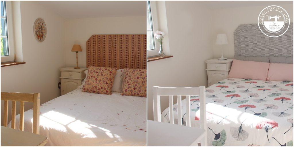 redecorar habitacion de invitados coser facil y mas tutorial