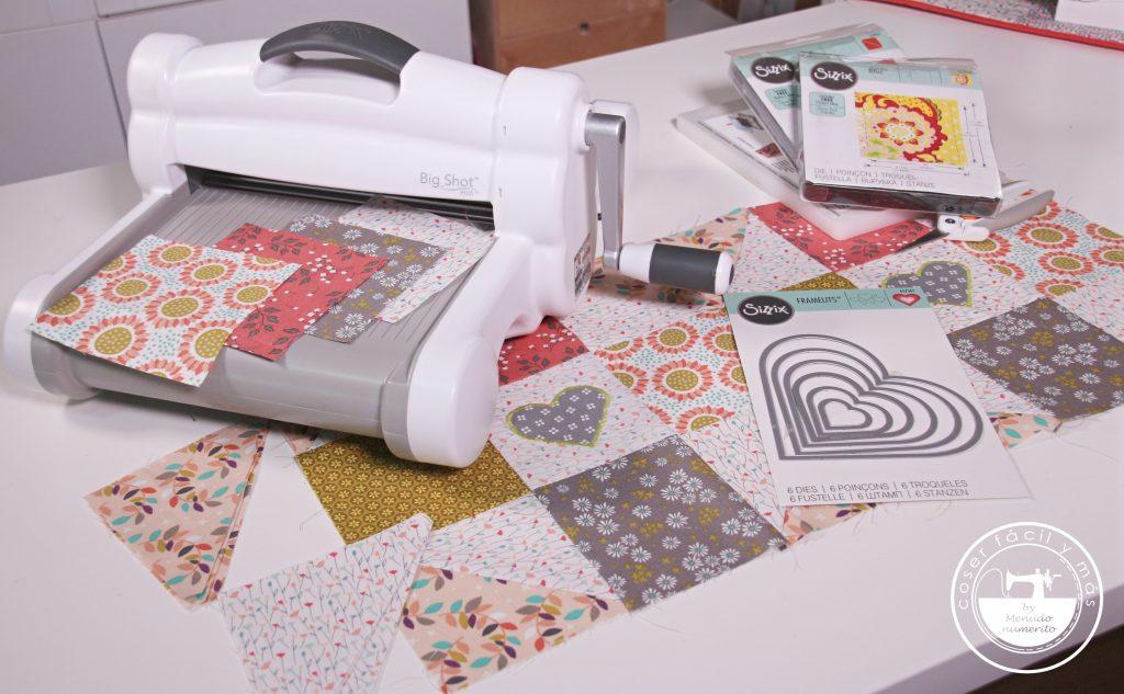 manta de patchwork facil coser facil y mas menudo numerito