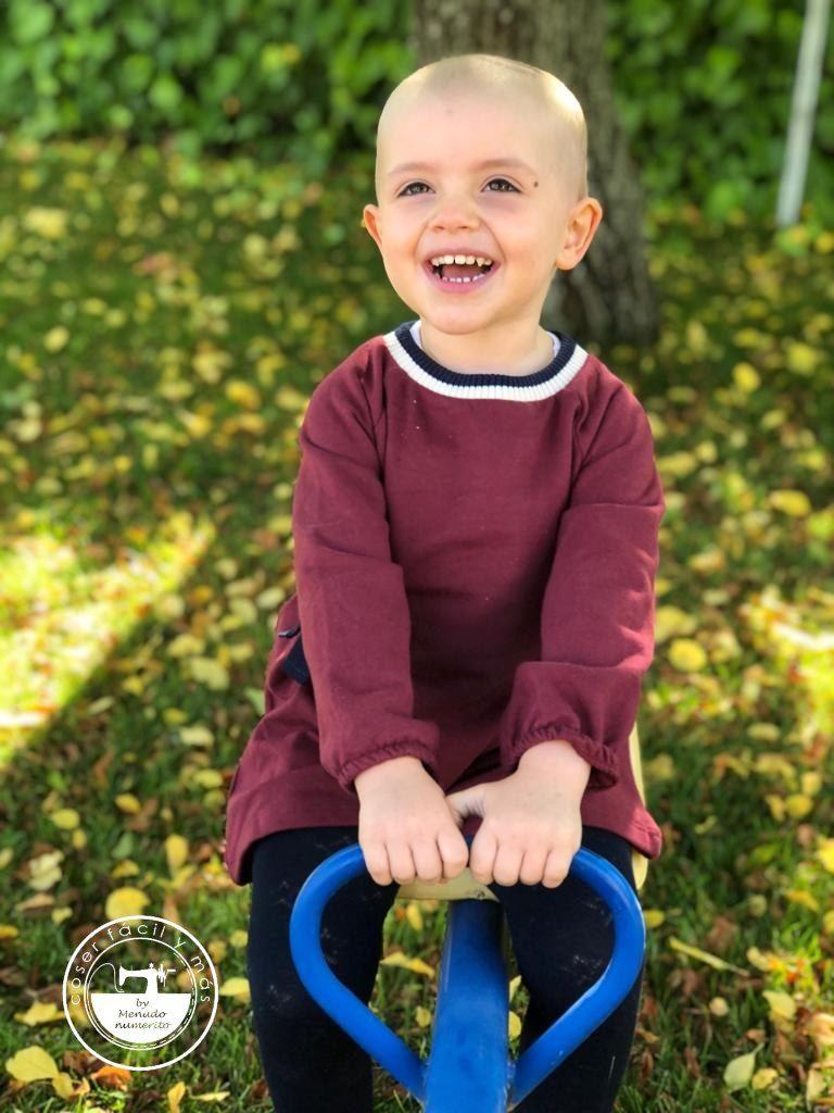 cáncer infantil menudo numerito coser fácil