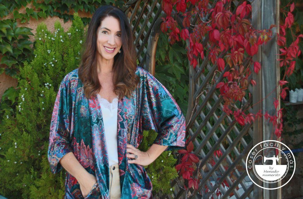kimono fácil con patrones gratis menudo numerito