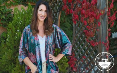Kimono fácil para todas las tallas
