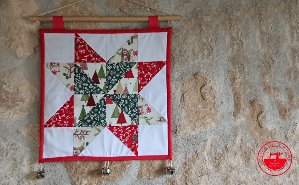 estrella navidad sizzix coser facil y mas menudo numerito
