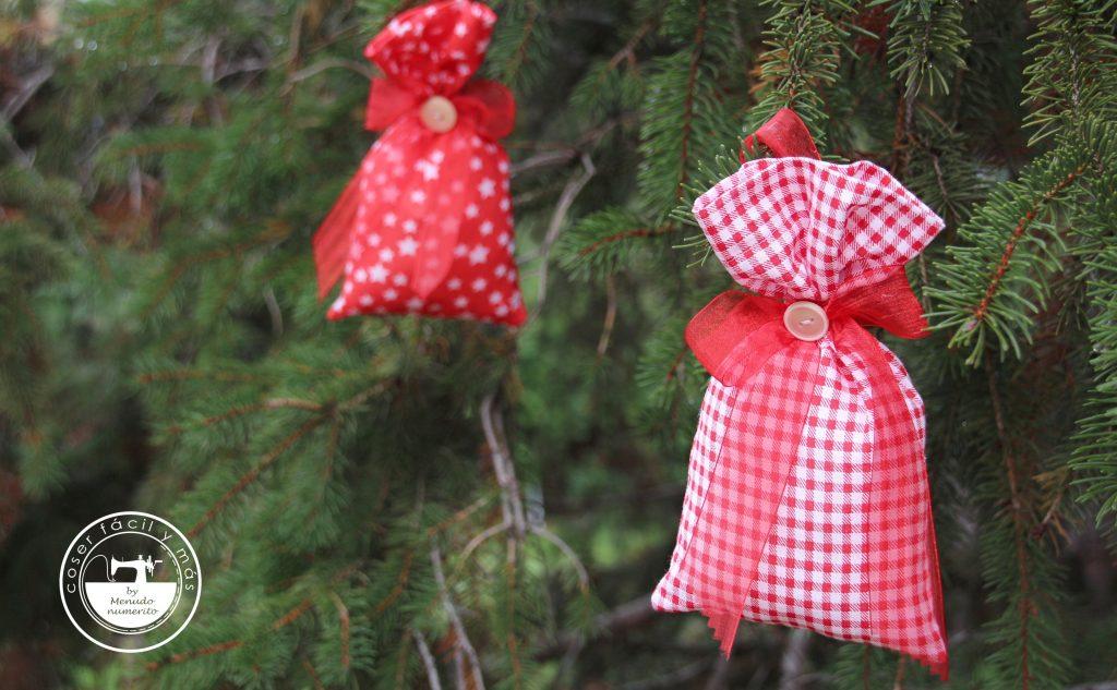 adornos de navidad coser facil y mas menudo numerito