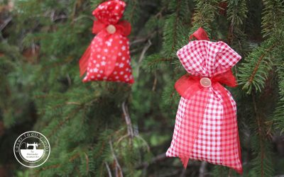 Adornos navideños con sorpresa