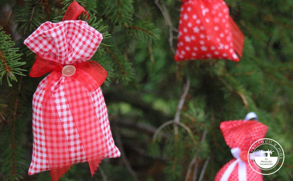 adornos de navidad coser fácil y más menudo numerito