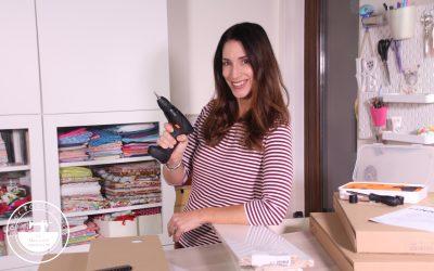 Cómo organizar un taller de costura (1ª parte)