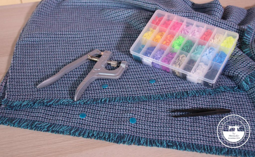 capa poncho coser facil y mas menudo numerito blogs de costura
