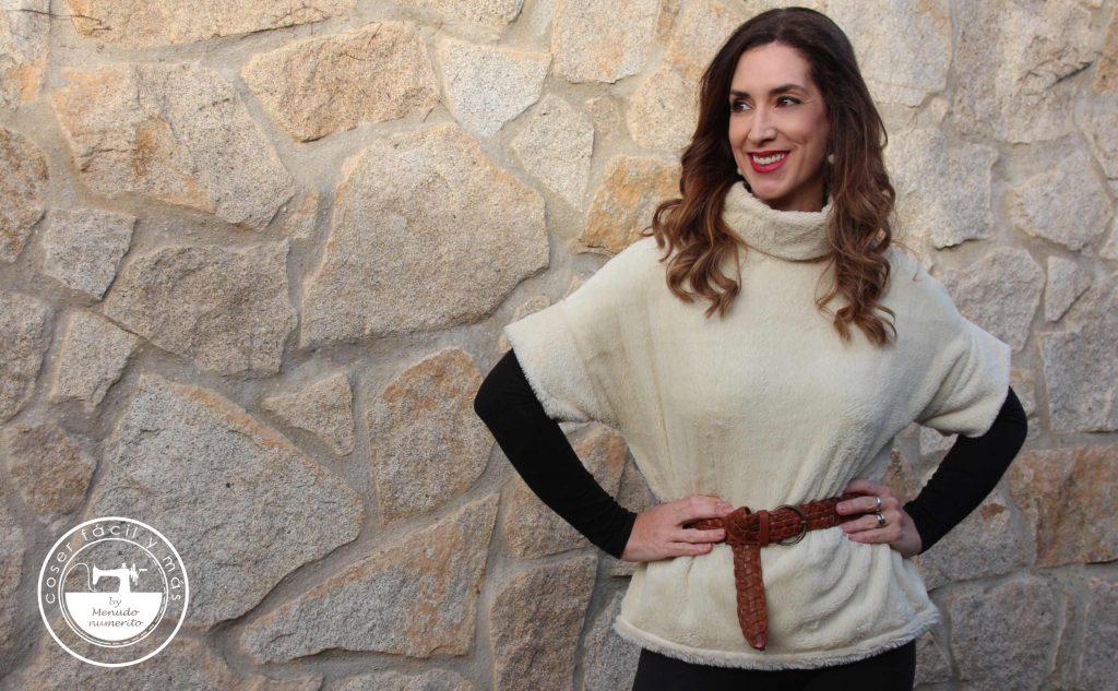 clonar ropa jersey cuello chimenea coser facil y más menudo numerito