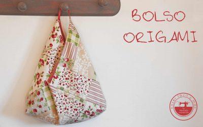 Bolso origami, inspiración japonesa