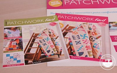 Cómo aprender patchwork paso a paso