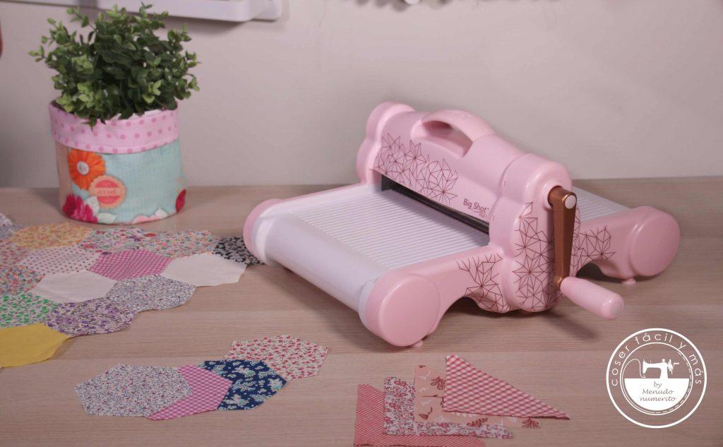 sizzix troqueladora edicion limitada coser facil y mas menudo numerito
