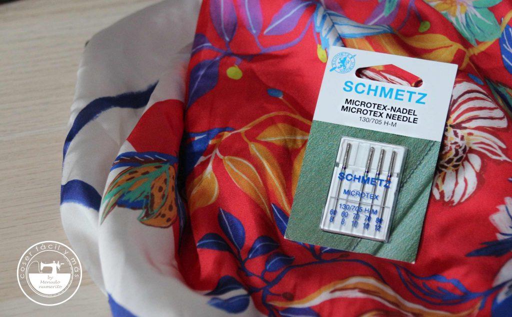 trucos para coser telas finas coser facil y mas menudo numerito