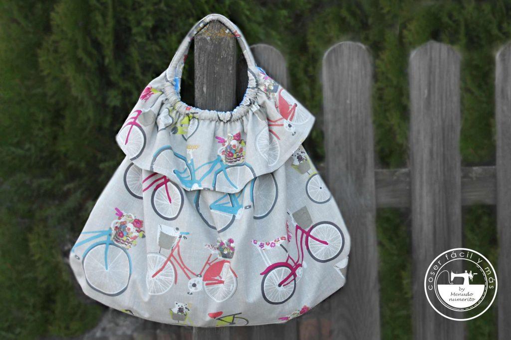 bolso de tela maria coser facil y mas menudo numerito