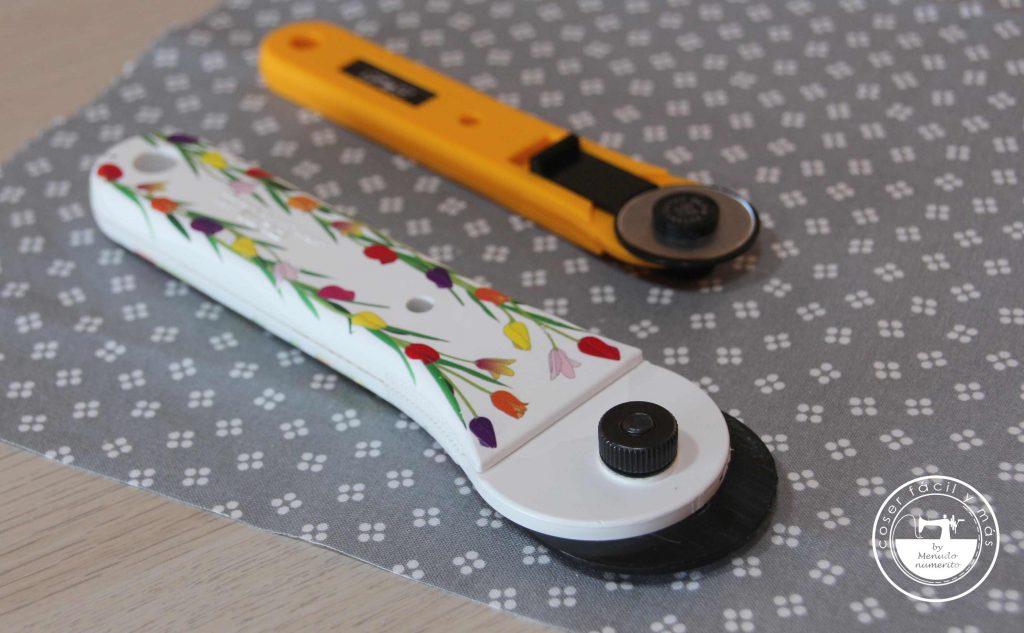 cutter rotatorio coser facil y mas menudo numerito blogs de costura