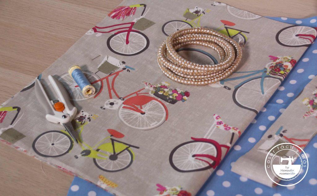 bolso maria materiales coser facil y mas menudo numerito