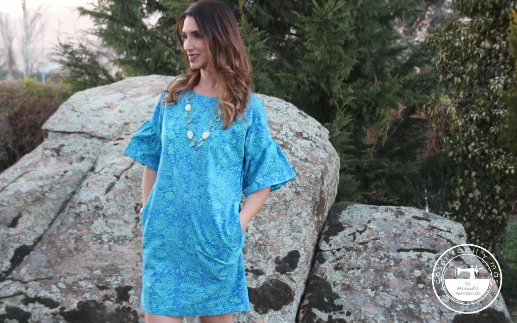 vestido bali coser facil y mas menudo numerito